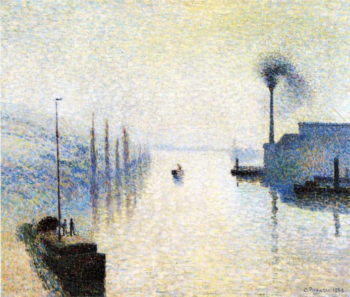 Camille Pissarro 1888