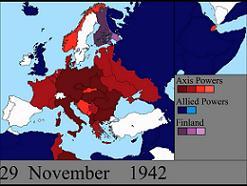 Ο Β' Παγκόσμιος Πόλεμος σε επτά λεπτά