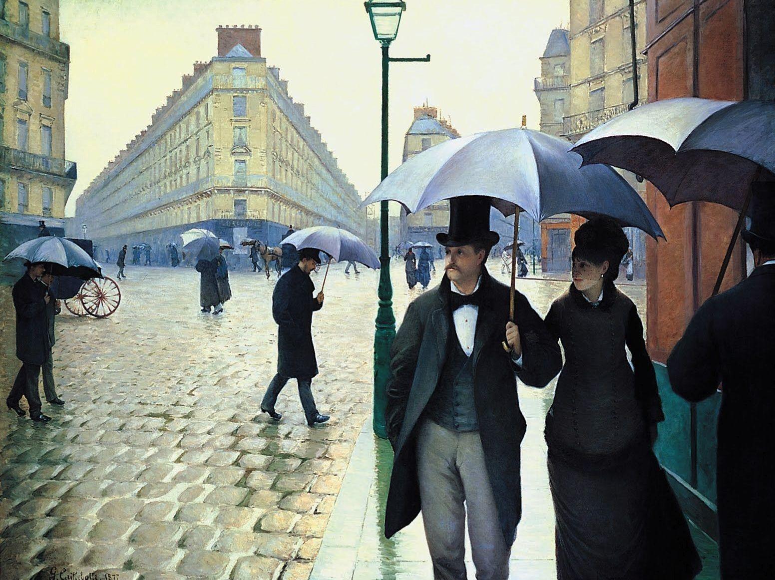 peinture-caillebotte-la-place-de-l-europe-par-temps-de-pluie-tableaux-jean-jacques-rio-galerie-art-deco-auray-attention-a-la-peinture