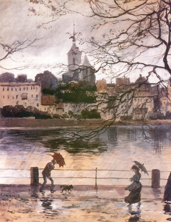 Alexandre Benois 1896