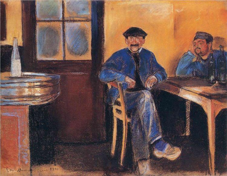 Edvard Munch 1890
