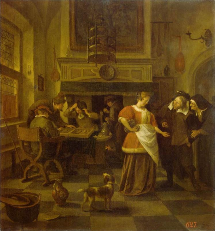 Jan Steen 1670