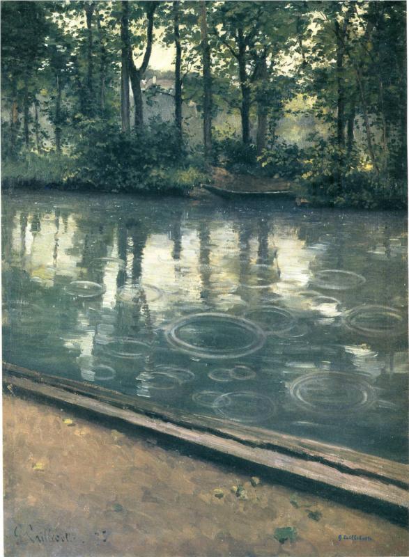 Gustave Caillebotte 1875