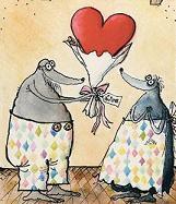 Ζωγραφίζοντας την αληθινή αγάπη