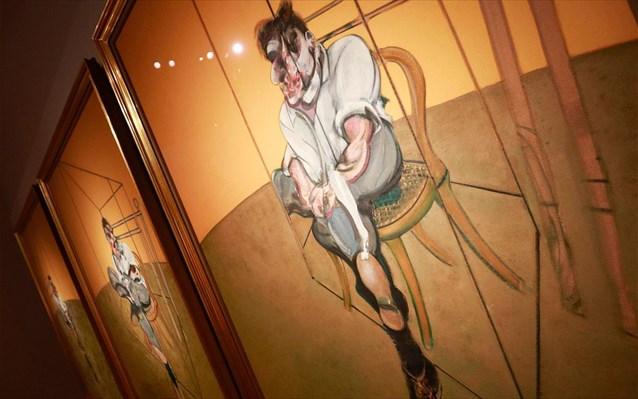 Ο τριπλός ζωγραφικός πίνακας στον οποίο το μοντέλο είναι ο βρετανός Λούσιαν Φρόιντ, συνάδελφός του Μπέικον, πουλήθηκε από τον οίκο Christie's κατά τη διάρκεια δημοπρασίας στη Νέα Υόρκη έναντι του ποσού των 142, 4 εκατομμυρίων δολαρίων.