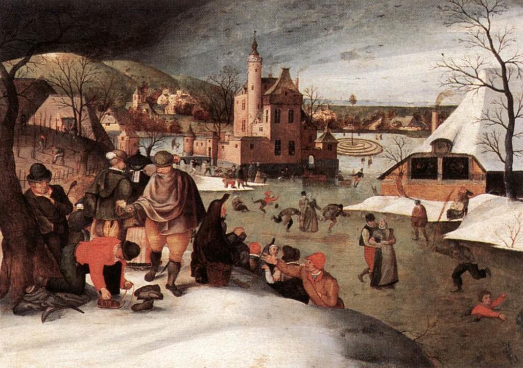Abel GRIMMER, χειμώνας