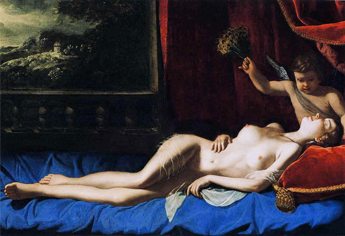 Gentileschi reimagined
