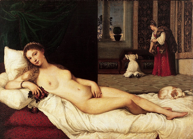 Titian reimagined