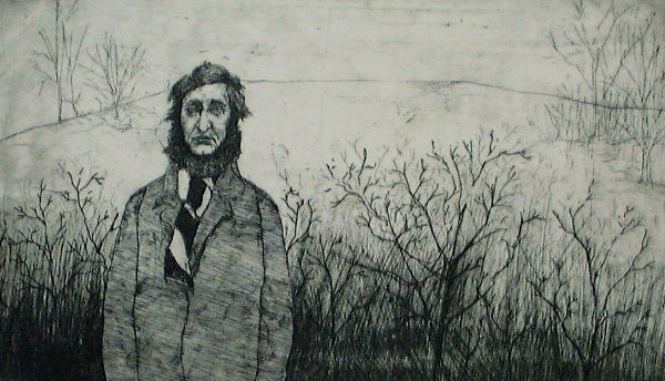 Thoreau_Waiting_for_the_River_Ice_to_Break