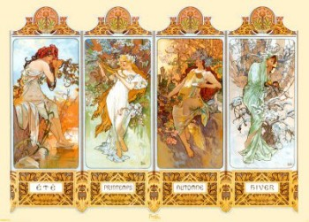 alphonse-mucha-the-four-seasons