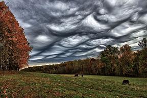 Παράξενα σύννεφα