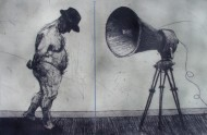 Kentridge-Man-with-Megaphone