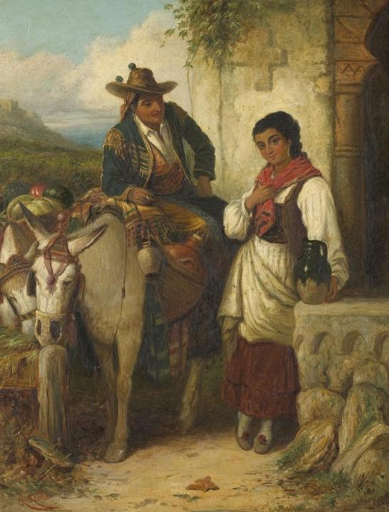 Robert Kemm - Ερωτευμένοι Καστιλιάνοι