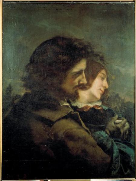 Gustave Courbet - 1844 - Οι ευτυχισμένοι εραστές