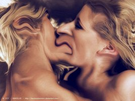 the_kiss_by_karolusdiversion-d3fir7g