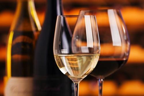 Άσπρο και κόκκινο κρασί