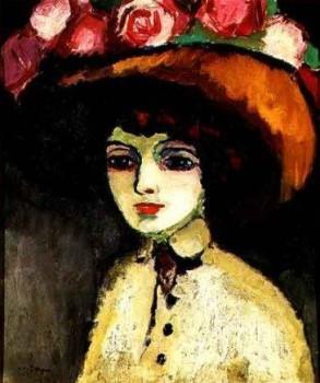 Van Dongen Femme de Montmartre
