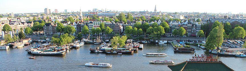 Amsterdam_Cityscape