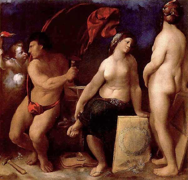 Dosso Dossi 1522