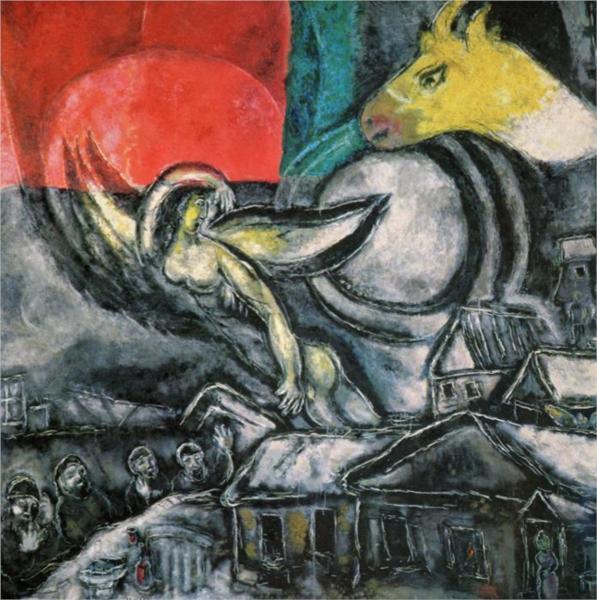 Πάσχα - Marc Chagall 1968