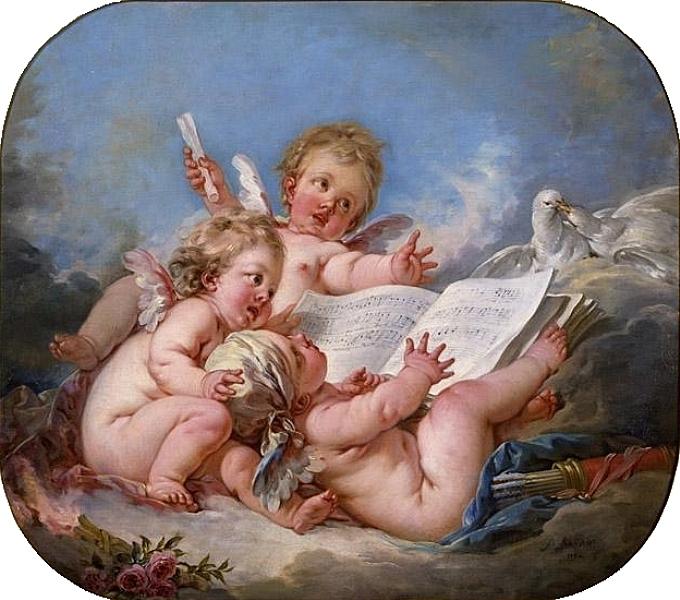 Francois Boucher - 1752