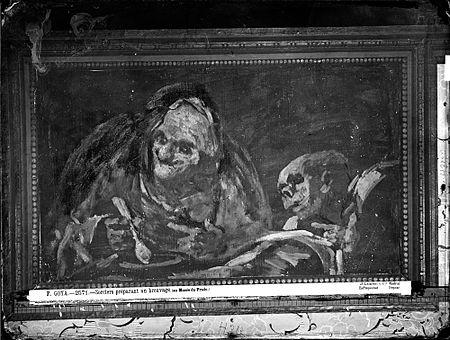 Goya_Dos_viejos
