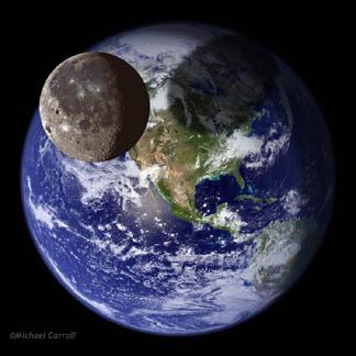 earth-moon
