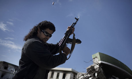 A-Libyan-armed-man-shoots-007