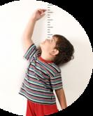 πρόβλεψη ύψους παιδιού