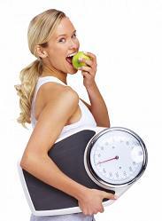 Γυναίκα-δίαιτα-ζυγαριά-BMR