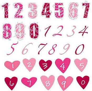αριθμοί και αγάπη