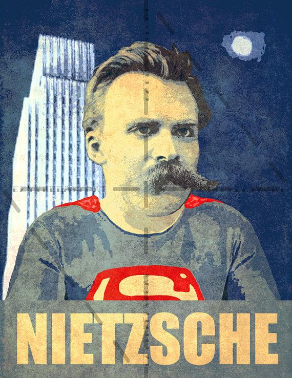 nietzsche-superman-poster