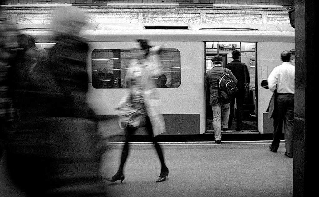 Speed of Life, London Street Photography