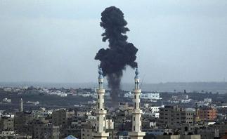 Έκρηξη στην Παλαιστίνη