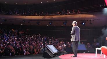 Τριβιζάς στο TED