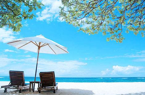 καλοκαίρι θάλασσα ομπρέλα