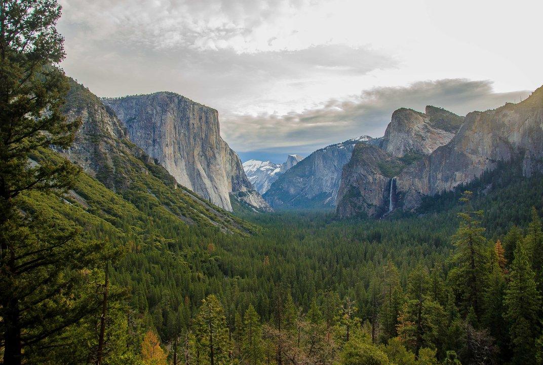 Φωτογραφία από το πάρκο  Yosemite. (@ Sivaguru Noopuran)