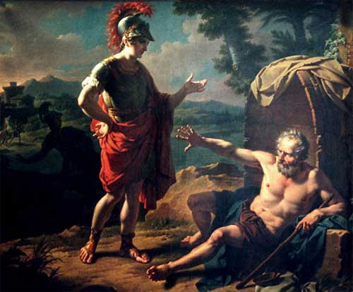 Diogenes-and-Alexander