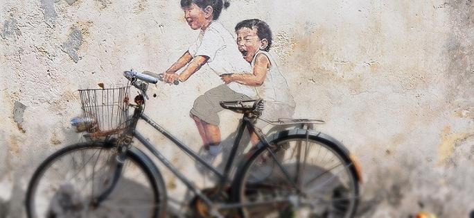bicycle-happy