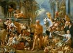 Ποιος ήταν ο δαίμονας του Αλέξανδρου που αναγνώρισε ο Διογένης;