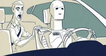 οδηγός ρομπότ