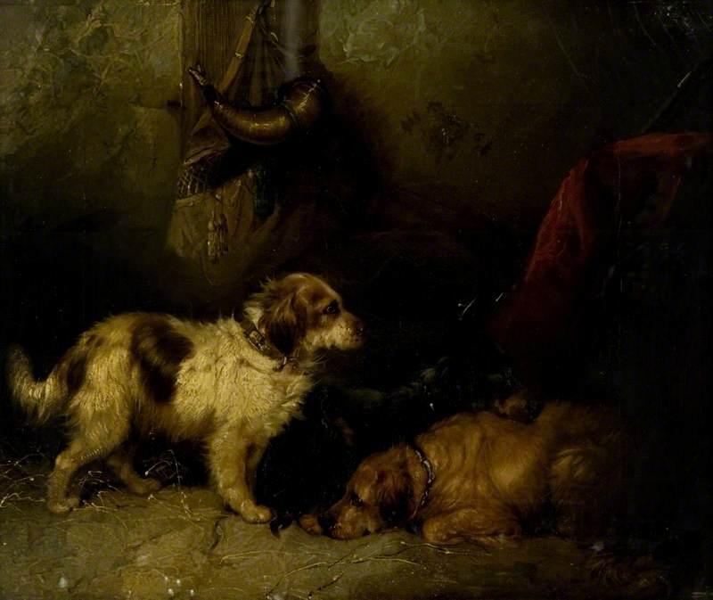 σκυλιά - George Armfield