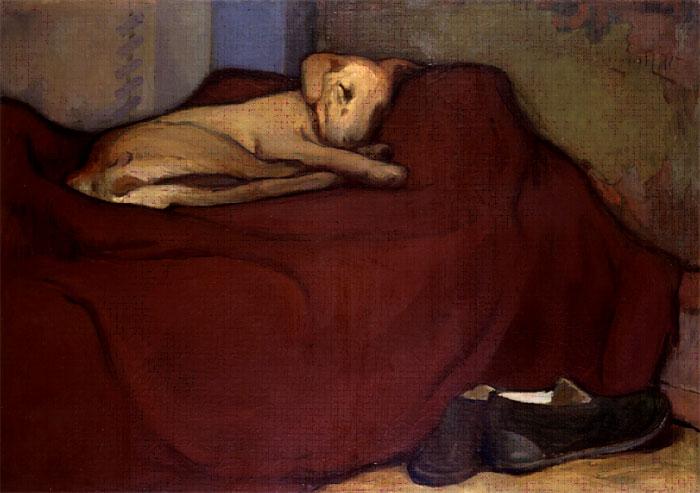 ο σκύλος μου - Wladyslaw Slewinski - περίπου 1895