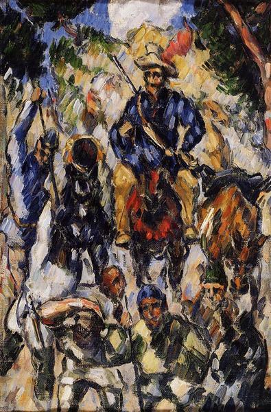 ο Δον Κιχώτης του Paul Cezanne