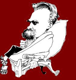 nietzsche chair