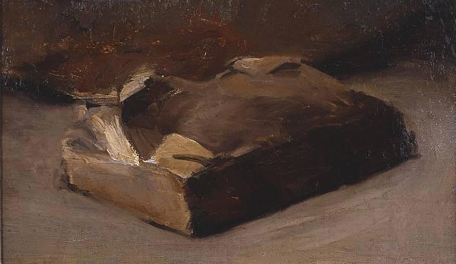 Το Βιβλίο -Edwin Dickinson 1911