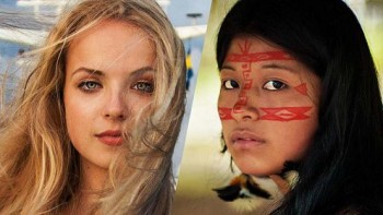 Female Beauty Around The World