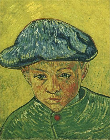 Portrait_of_Camille_Roulin_1888_Vincent_van_Gogh