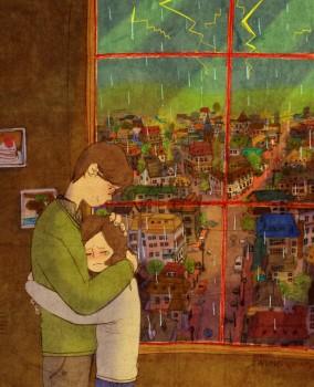 07-sweet-couple-love-illustrations-art-puuung-1__700