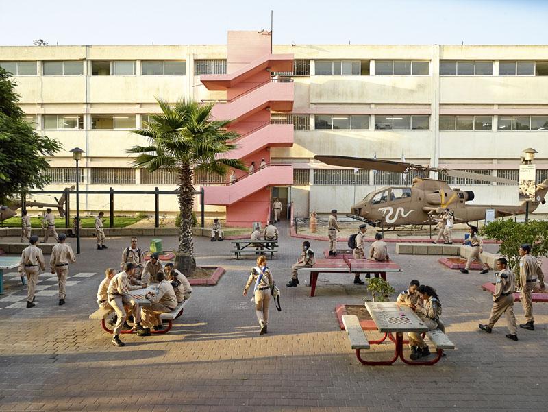 Γυμνάσιο στο Τελ Αβίβ, Ισραήλ